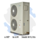 مینی VRF وستن ایر 6 اسب بخار 16 کیلو وات قیمت مشخصات