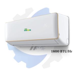 کولر گازی و اسپلیت 18000 گرین مشخصات و قیمت