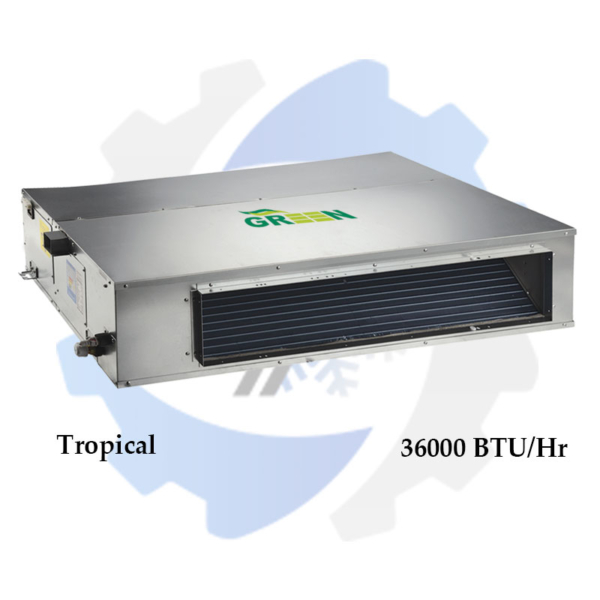 داکت اسپلیت حاره ای تروپیکال T3 گرین 36000