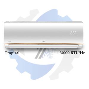 کولر گازی تروپیکال حاره ای T3 30000 جی پلاس گرمسیری