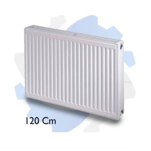 خرید رادیاتور پنلی 120 سانتی متری ایران رادیاتور