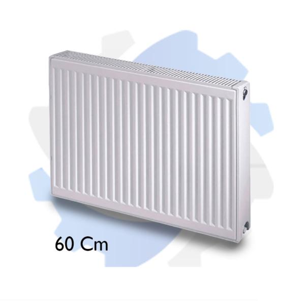 خرید رادیاتور پنلی 60 سانتی متر ایران رادیاتور
